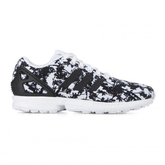 ZX Flux, Chaussures de Gymnastique Homme, Gris (Trace Cargo S17/Ftwr White/Core Black), 39 1/3 EUadidas