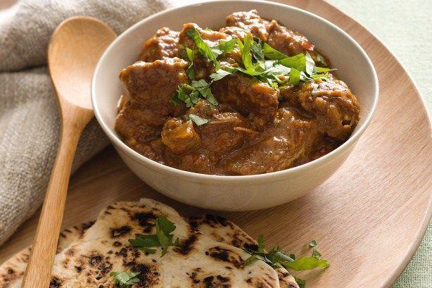 Crock Pot Indian Beef Korma