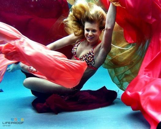 Photos: Triathlete Magazine's Underwater Swimsuit Shoot