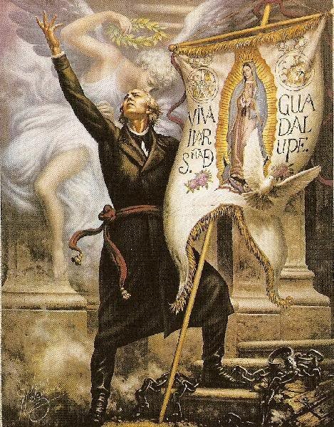 Miguel Hidalgo y Costilla [Jesus Helguera]