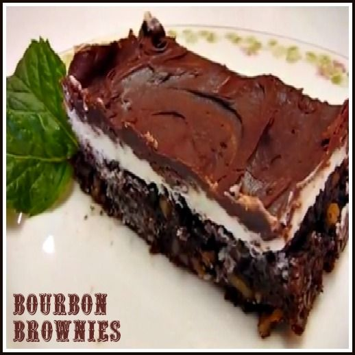 Learn how to make how to make Kentucky Derby Bourbon Brownies.  http://www.ifood.tv/recipe/bettys-kentucky-derby-bourbon-brownies