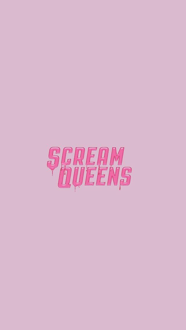 Scream Queens   iPhone wallpaper
