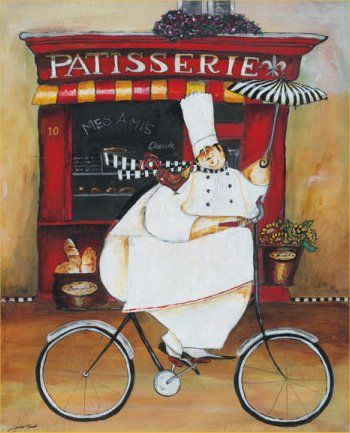17 best images about fat chef kitchen décor on pinterest | bistro