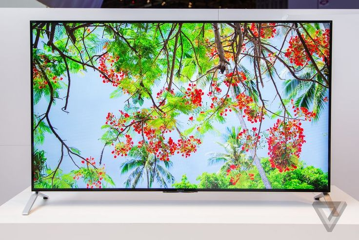 All of Sony's new smart TVs run on Android TV