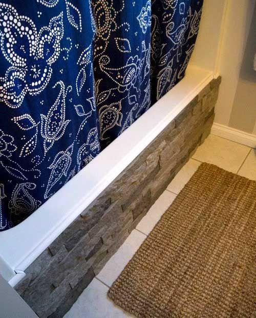 rinnovare da soli la vasca da bagno