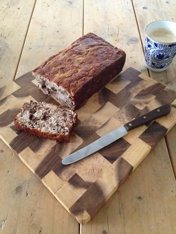 bananenbrood - www.puursuzanne.nl