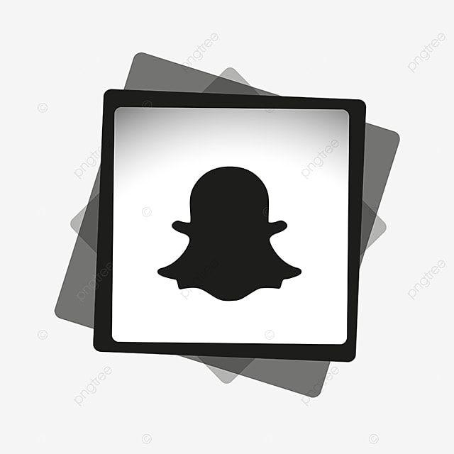 Snapchat أسود أبيض رمز Snapchat الشعار أيقونات سناب شات شعارات أيقونات الايقونات السوداء Png والمتجهات للتحميل مجانا In 2021 Snapchat Logo Black And White Icon