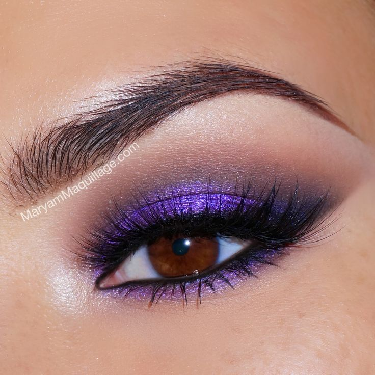 maryam maquillage smokey purple pink nude summer look make up ongles pinterest. Black Bedroom Furniture Sets. Home Design Ideas