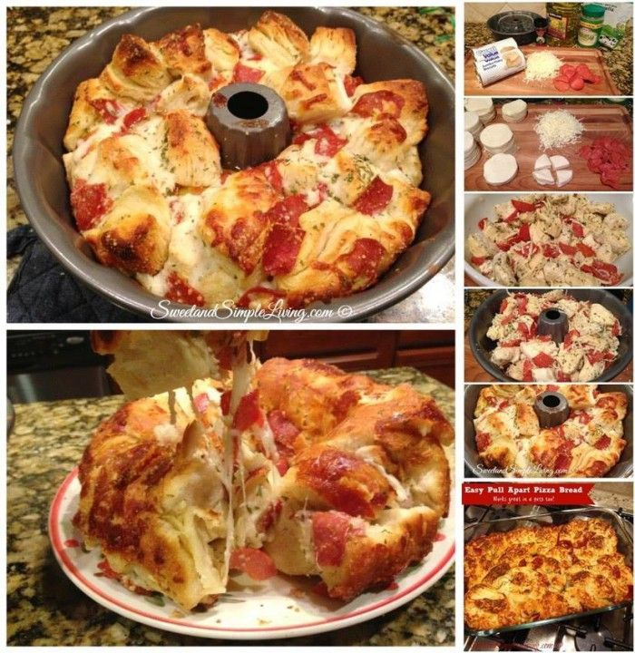 Pizza, maar dan anders.