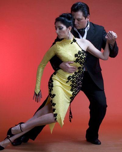 Traditional argentina tango dresses plus