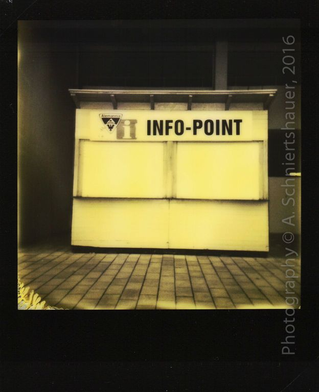 """Info-Point @ TIVOLI 
