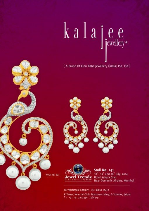 Come and enjoy a whole new world of#diamondpolkis by#Kalajee!