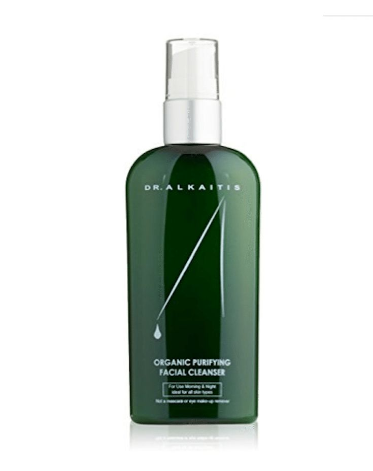 The 12 Best Cleansers Right Now: My Top Picks for Every Skin Type: Best Overall Organic Cleanser: Dr. Alkaitis Organic Facial Cleanser, $65