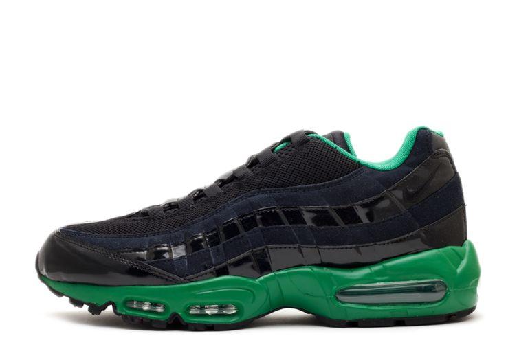 95 Nike Air Max Green