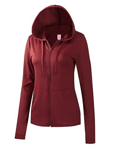 regna x bother women's sports slim fit soft fitness full zip up hooded jacket #Shoproads #onlineshopping #women #fashion #sweaters #hoodies #winter_clothing