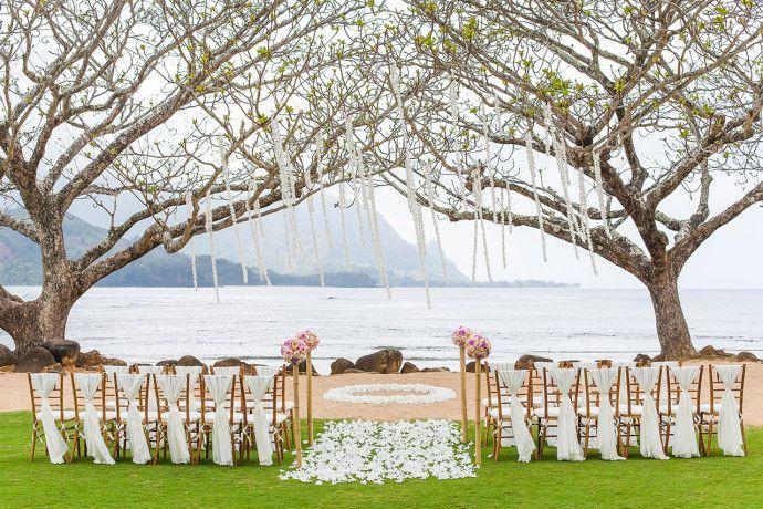 Whimsical St Regis Kauai Wedding Hawaii Wedding Hawaiian Wedding Island Wedding Kauai Wedding Hawaii Wedding Hawaiian Wedding