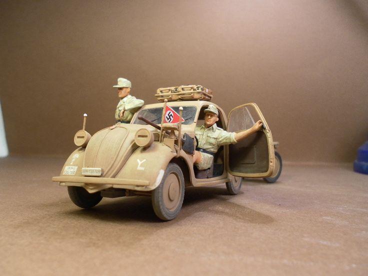 Ww2 Jeeps For Sale >> Fiat topolino DAK | WWII scale 1/35 for sale | Pinterest