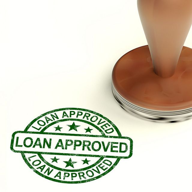 SGE Loans-loan-approved-stamp-showing-credit-agreement-ok
