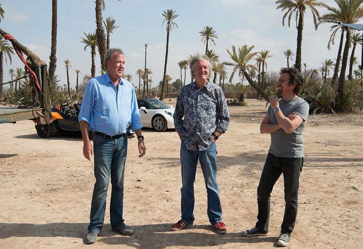 Amazon.com: The Grand Tour Season 1: Jeremy Clarkson, Richard Hammond, James May, Andy Wilman