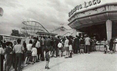 1969 - Inauguración 7 Picos y Gusano Loco (Parque de Atracciones)