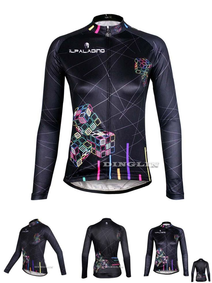 [Visit to Buy] GZDL Cool Women  Autumn Winter Cycling Jersey Long Sleeve Sportwear Clothing Bike Bicycle Jacket Ciclismo Bicicleta Tops MTB9413 #Advertisement