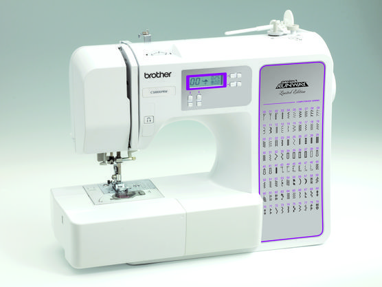 xr9500 project runway computerized sewing machine