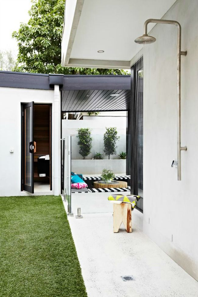 Rebecca Judd / The Style School / Outdoor Living