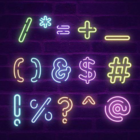#Neon Social Media Kit + Bonus | #blog