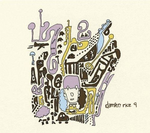 2006 Damien Rice - 9 [14th Floor 2564640422] artwork: Fred + Daisy #albumcover