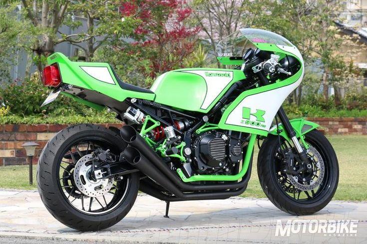 KAWASAKI Z900RS von der japanischen Performance Motorcycle Creative …   – kawasaki 900 rs