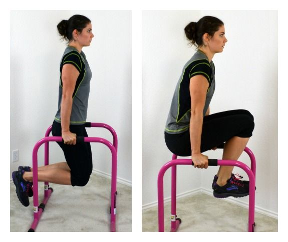 10 Exercises With Lebert Equalizer Bars