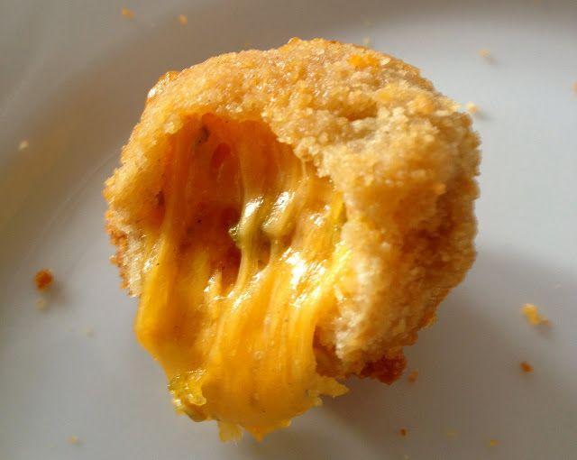 R I C A R D O: Hjemmelavet Chili Cheese Tops