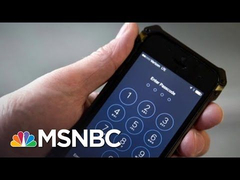 FBI Paid Hackers To Break Into San Bernardino Shooter's iPhone | Andrea Mitchell | Haystack TV