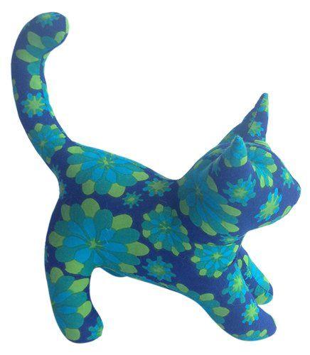 Little Kitten - Royal Blue   Indigo Heart - Fair Trade Fashion A$21