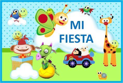 Tarjetas De Cumpleaños Baby Tv Para Imprimir En Hd 16  en HD Gratis