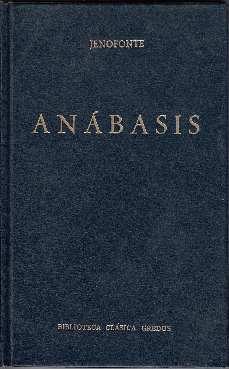 Anábasis-Jenofonte