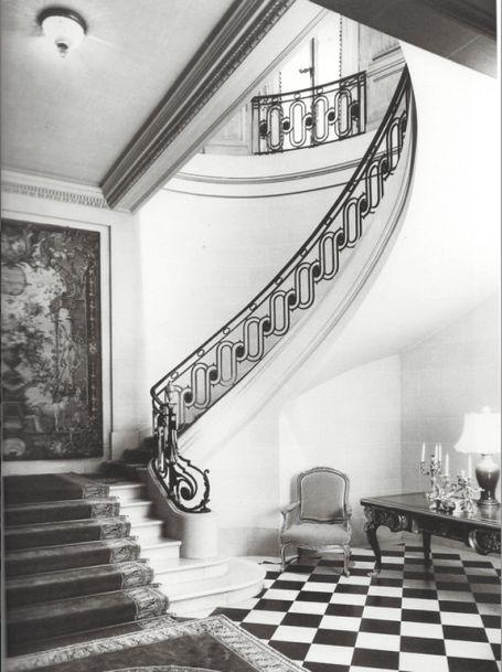 20+ Stunning Art Deco Stair Railing Designs For Modern ...
