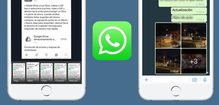 Nueva actualización de WhatsApp con todas las mejoras que esperábamos - https://www.actualidadiphone.com/nueva-actualizacion-whatsapp-todas-las-mejoras-esperabamos/