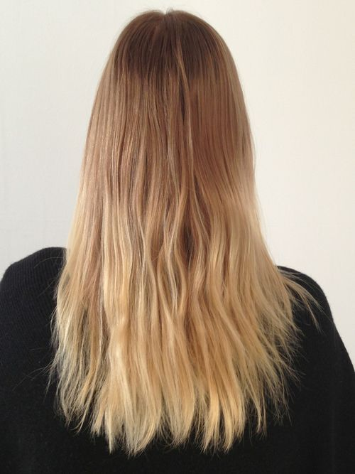 33 best ombr hair balayage californien images on pinterest for Balayage tie and dye maison