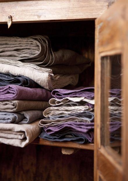 (vía BALMUIR Linen Flat Sheets and Pillow Cases - Balmuir - Exclusive Collection)
