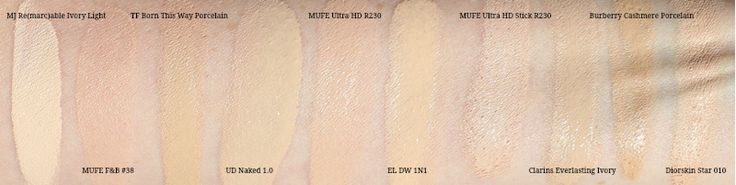 Perilously Pale :: Top 10 Foundations for Fair Skin