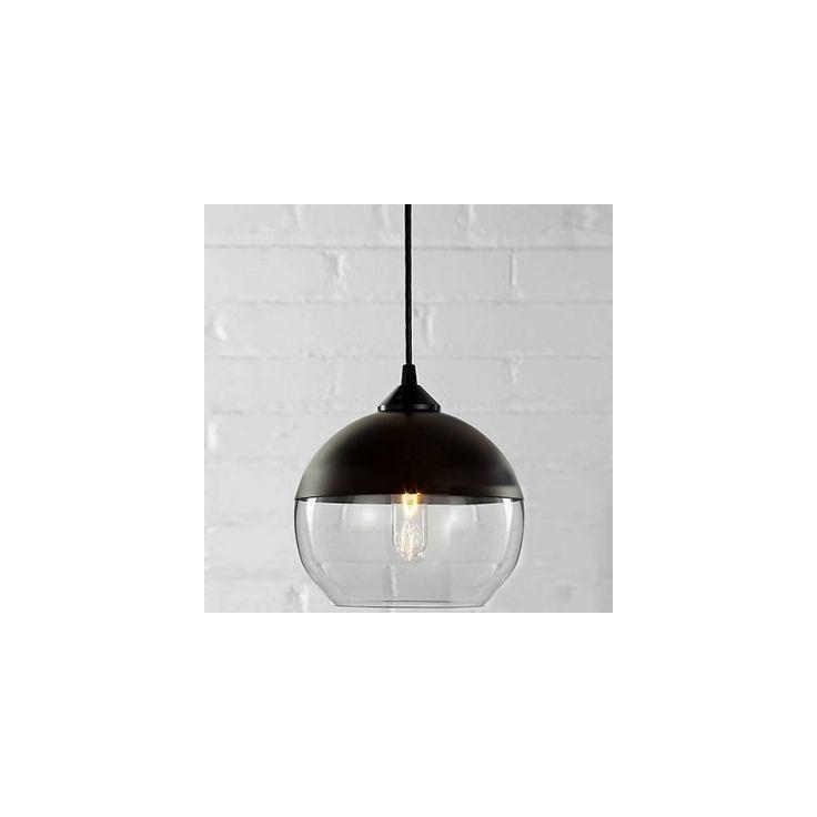 Kaufen (EU Lager)Landhaus Pendelleuchte Glas Kugel Design 1-Flammig mit Günstigste Preis und Gute Service!