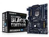 Gigabyte GA-Z97X-UD3H-BK (Black Edition) Motherboard Core i7/i5/i3 LGA1150 Intel Z97 Express ATX RAID Gigabit LAN (Integrated Graphics)