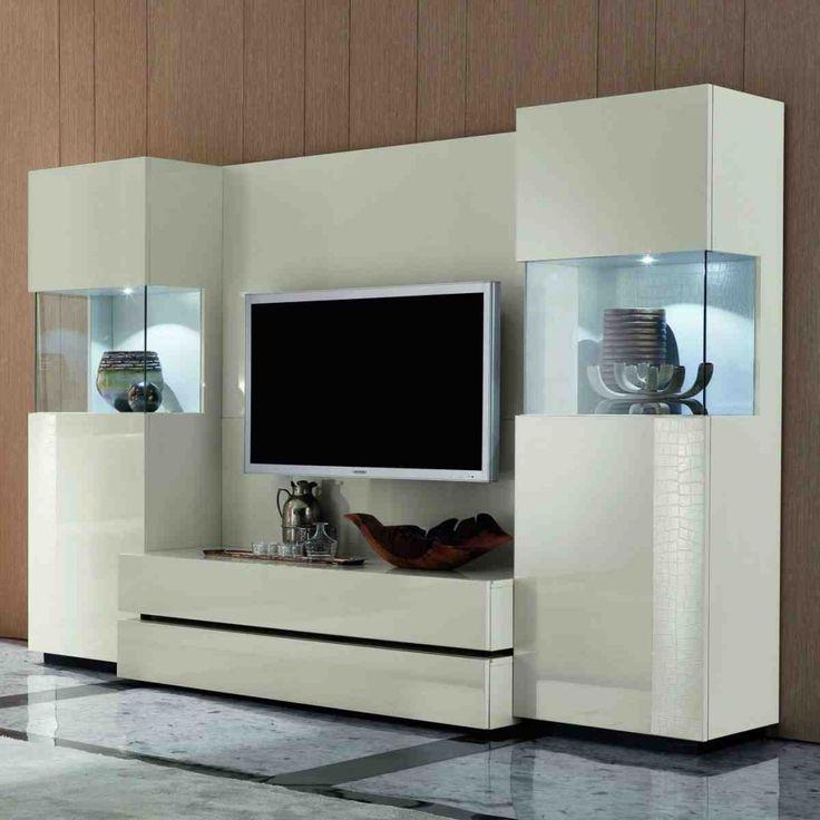 die 35 besten bilder zu tv armoire auf pinterest | flache schuhe ... - Moderne Wohnzimmermobel