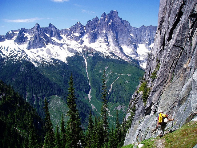 Hiking Out From Rexford by Dru!, via Flickr