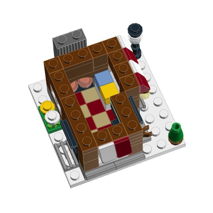 mini Winter Village Toy Shop (10199) : 네이버 블로그