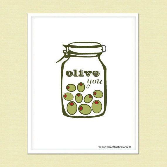 Kitchen Poster Food As Alphabet With Food Name: 24 Best Food Pun Posters Images On Pinterest