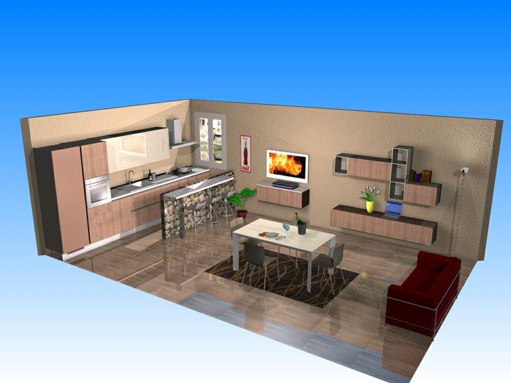 ...Kitchen&Living...un altra delle nostre...
