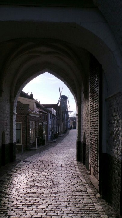 Greetings from #Zierikzee, #Zeeland, The Netherlands. #greetingsfromnl