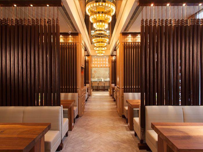 Candice Interior Architects Creates The Kishoku Japanese Restaurant
